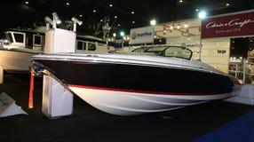 Η βάρκα του CNR Ευρασία παρουσιάζει στη Ιστανμπούλ Στοκ εικόνα με δικαίωμα ελεύθερης χρήσης