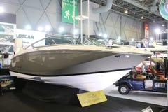 Η βάρκα του CNR Ευρασία παρουσιάζει Στοκ φωτογραφία με δικαίωμα ελεύθερης χρήσης