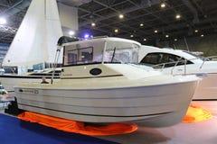 Η βάρκα του CNR Ευρασία παρουσιάζει Στοκ εικόνες με δικαίωμα ελεύθερης χρήσης