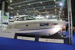 Η βάρκα του CNR Ευρασία παρουσιάζει Στοκ φωτογραφίες με δικαίωμα ελεύθερης χρήσης
