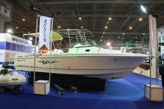 Η βάρκα του CNR Ευρασία παρουσιάζει Στοκ Φωτογραφίες