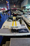 Η βάρκα του CNR Avrasya παρουσιάζει Στοκ εικόνα με δικαίωμα ελεύθερης χρήσης