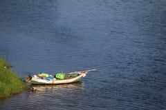 Η βάρκα Στοκ φωτογραφία με δικαίωμα ελεύθερης χρήσης