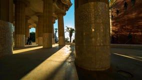 Η Βαρκελώνη είναι η κύρια και μεγαλύτερη πόλη της Καταλωνίας, καθώς επίσης και η δεύτερη - πιό πυκνοκατοικημένος δήμος της Ισπανί στοκ φωτογραφίες
