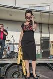 Η βασίλισσα του νεοσσού καρδιών συναντιέται Στοκ Εικόνα