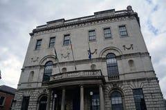 Η βασιλική ανταλλαγή, Δουβλίνο, Ιρλανδία στοκ εικόνα με δικαίωμα ελεύθερης χρήσης