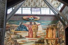 Η βασιλική Annunciation Στοκ Φωτογραφίες