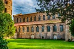 6η βασιλική αιώνα στην Ιταλία Στοκ εικόνα με δικαίωμα ελεύθερης χρήσης