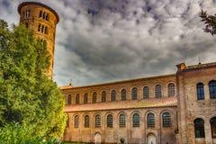 6η βασιλική αιώνα στην Ιταλία Στοκ φωτογραφίες με δικαίωμα ελεύθερης χρήσης