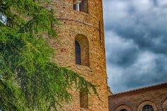 6η βασιλική αιώνα στην Ιταλία Στοκ Εικόνα