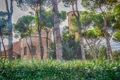6η βασιλική αιώνα στην Ιταλία Στοκ εικόνες με δικαίωμα ελεύθερης χρήσης