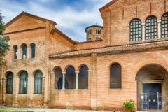 6η βασιλική αιώνα στην Ιταλία Στοκ Φωτογραφία