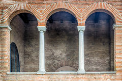 6η βασιλική αιώνα στην Ιταλία Στοκ Εικόνες