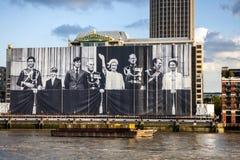 Η βασιλική οικογένεια Λονδίνο UK Στοκ Φωτογραφίες