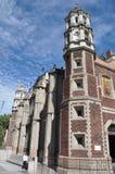 Η βασιλική της κυρίας μας Guadalupe, Πόλη του Μεξικού Στοκ φωτογραφία με δικαίωμα ελεύθερης χρήσης