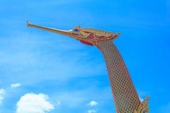 Η βασιλική φορτηγίδα Suphannahong Στοκ εικόνα με δικαίωμα ελεύθερης χρήσης