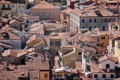 Η Βενετία είναι πόλη στην Ιταλία, Στοκ Εικόνα