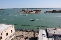 Η Βενετία είναι πόλη στην Ιταλία, Στοκ φωτογραφία με δικαίωμα ελεύθερης χρήσης