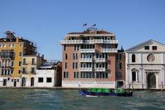 Η Βενετία είναι πόλη στην Ιταλία, Στοκ Φωτογραφία
