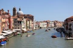 Η Βενετία είναι πόλη στην Ιταλία, Στοκ Εικόνες