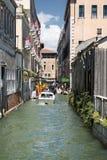 Η Βενετία είναι πόλη στην Ιταλία στην Ευρώπη Στοκ εικόνες με δικαίωμα ελεύθερης χρήσης