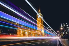 Η βιασύνη του Λονδίνου Στοκ φωτογραφίες με δικαίωμα ελεύθερης χρήσης