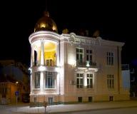 η βιβλιοθήκη Στοκ φωτογραφία με δικαίωμα ελεύθερης χρήσης