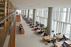 Η βιβλιοθήκη Στοκ εικόνα με δικαίωμα ελεύθερης χρήσης