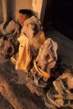 η βουδιστική λάρνακα της & Στοκ εικόνες με δικαίωμα ελεύθερης χρήσης