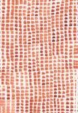 Η βούρτσα σχεδίων σύστασης κτυπά καφετή στοκ εικόνα με δικαίωμα ελεύθερης χρήσης