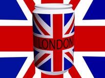 Η βρετανική σημαία μπορεί απεικόνιση αποθεμάτων