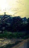 Η βροχή Στοκ Φωτογραφίες