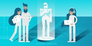Η γέννηση Droid Αφροδίτη απεικόνιση αποθεμάτων