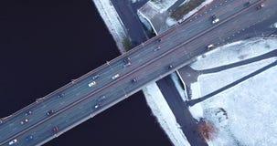 Η γέφυρα άνωθεν απόθεμα βίντεο