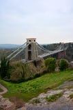 Η γέφυρα αναστολής του Clifton Στοκ Φωτογραφίες