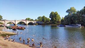 η γέφυρα 1825 Αυστραλία που ολοκληρώνεται καταδικάζει τη θέση Ρίτσμοντ Τασμανία εργασίας Στοκ Φωτογραφία