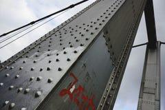 η γέφυρα κλέβει Στοκ φωτογραφία με δικαίωμα ελεύθερης χρήσης