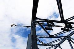 η γέφυρα κλέβει Στοκ εικόνα με δικαίωμα ελεύθερης χρήσης