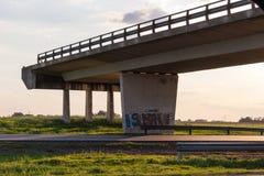 Η γέφυρα πουθενά, Αργεντινή Στοκ Φωτογραφία