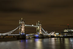 Η γέφυρα πύργων! Στοκ Εικόνες