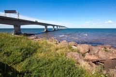 Η γέφυρα συνομοσπονδίας στοκ φωτογραφία με δικαίωμα ελεύθερης χρήσης