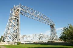 η γέφυρα σύρει στοκ φωτογραφίες με δικαίωμα ελεύθερης χρήσης