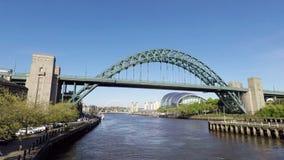 Η γέφυρα Τάιν απόθεμα βίντεο