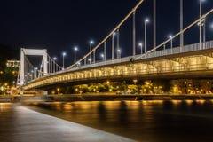 Η γέφυρα της Elizabeth Στοκ Εικόνες