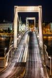 Η γέφυρα της Elizabeth Στοκ φωτογραφίες με δικαίωμα ελεύθερης χρήσης