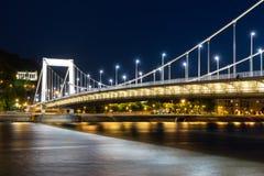 Η γέφυρα της Elizabeth Στοκ Εικόνα