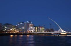 Η γέφυρα του Samuel Beckett Στοκ Εικόνες