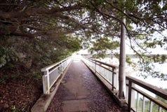 Η γέφυρα όπου καμία δεν είναι Στοκ Φωτογραφία