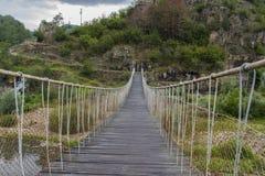Η γέφυρα Στοκ εικόνες με δικαίωμα ελεύθερης χρήσης