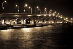 η γέφυρα Στοκ Εικόνα
